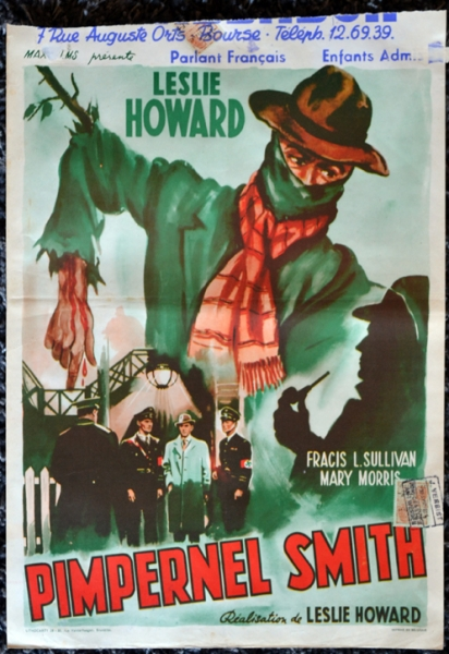 Pimpernel' Smith (1941 – Belgien)